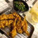 新潟駅「デンジャラスチキン」から揚げで一杯!繁華街の気軽な立ち飲み居酒屋