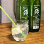 【おすすめ甲類焼酎】山形の甲類焼酎「new 爽(爽やか金龍)」