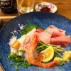 神田「ななつぼし」せんべろ刺盛り500円にときめく!ガード下の通いたくなる大衆酒場食堂