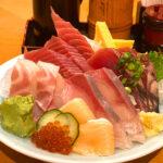 新宿「大江戸食堂」飲み放題60分390円!?魚料理や昼飲みも楽しめる寿司居酒屋