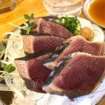 梅島「立ち呑み かみや」魚料理に舌鼓!安くて美味しい通いたくなる立ち飲み居酒屋