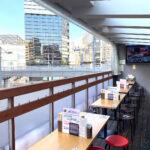 横浜で昼飲みも立ち飲みもテラス席での一杯も楽しめる「ほていちゃん  横浜東口店」