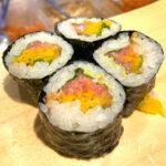 御徒町「まぐろ人 上野広小路出張所」御徒町で昼飲みもできる鮪が美味い立ち食い寿司