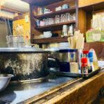 成増「小泉ラーメン」昭和屋台の雰囲気が味わえるラーメン屋さんでちょっと一杯