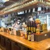新中野「立呑み スラさん」手作りおつまみが美味しい!明るく居心地よしの立ち飲み居酒屋