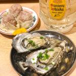 町田「しまどん」焼き牡蠣と手作り焼売で一杯!土日は昼飲みもできる明るく楽しい立ち飲み居酒屋