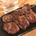 綾瀬「マルイチ」鶏ハツ80円に舌鼓!気軽で美味しい焼鳥と串揚げの立ち飲み