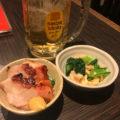 札幌-すすきの「目太間」3杯2品のせんべろセットが気軽!つまみが美味しいマグロ料理が楽しめる居酒屋