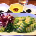 下北沢「あぼ太郎」今夜はアボカドで飲む!アボカド好きに堪らないアボカド料理専門の立ち飲み