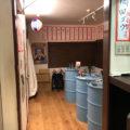 田町「ドラム缶」田町でも酎ハイ150円!半個室ルームのある明るい立ち飲み