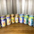 【レモンサワー缶 飲み比べ】宝 極上レモンサワー8種を飲み比べしてみた