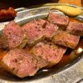 那覇・安里「トミヤランドリー」新鮮なホルモン料理が美味い立ち飲み