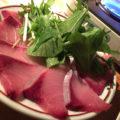 渋谷「なぎ(立ち飲み)」脂の乗ったブリしゃぶしゃぶが堪らない!福島の日本酒が揃う立ち飲み